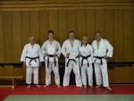 Prüfung Jiu-Jitsu 2013